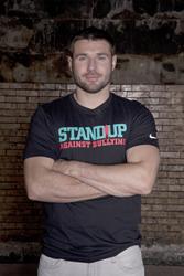 Ben Cohen MBE, Chairman of The Ben Cohen StandUp Foundation