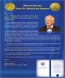 Virology 2014 - Dr. Haral Zur Hausen, Nobel Laureate, is an Organizing...