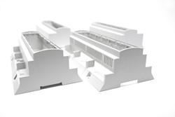 DIN Rail mounting Modulbox XTS