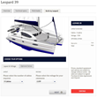 Leopard Catamarans Website Launches Innovative Feature