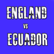 Ecuador vs England Tickets to June 4th at Sun Life Stadium in Miami,...