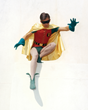 Burt Ward as Robin