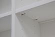 Image of Shield Casework cabinet shelf.
