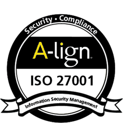 ISO 27001 Certification Seal