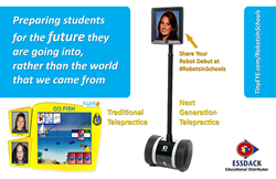 TinyEYE Robots in Schools