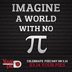 Celebrate Pi(e) Day On 3.14.14
