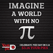 A Delicious Equation: Your Pie Celebrates 5th Annual Pi(e) Day on...