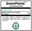 "ThermoGreen ""Green Points"""