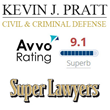 Georgia Defense Attorney, Kevin J. Pratt, Successfully Defends Client...