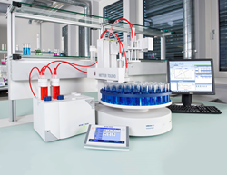 METTLER TOLEDO announces new InMotion AutoSamplers, designed to maximize throughput in minimal space to increase productivity without sacrificing laboratory bench space.
