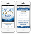 Mind Cures, LLC Launches What God Said Meditation App, by Bestselling...