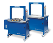 Mosca Evolution Banders Now Available With Belt and Roller Conveyors