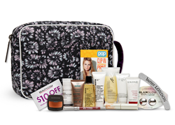 The Suno Dégradé Daisy Make Up Tote is Now Available Exclusively Beauty.com
