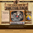 "Keith Lane Creative Group Launches Website for ""The Loco Life of..."