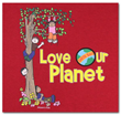 Love our planet-Earth Day