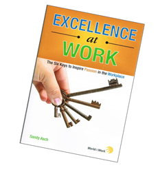 Workplace Excellence, Employer of Choice, Sandy Asch, Employee Engagement, Leadership Development