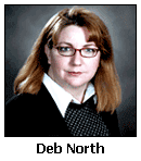 Top Echelon Network recruiter Deb North, CPC of True North Consulting, LLC