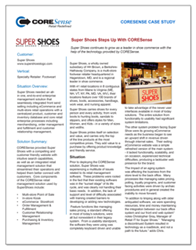 Super Shoes Case Study