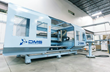 DMS Enclosed 3-Axis SS3 CNC Router with Fagor CNC Controller