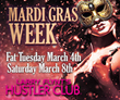 Larry Flynt's Hustler Club Offers Drink Specials for Mardi Gras...
