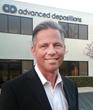 Advanced Depositions Welcomes Mario Ekiert as Account Executive