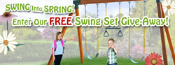 Enter to Win a Free Wooden Play Set!