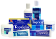Safe, effective Topricin Pain Relief and Healing Cream is available in three formulas