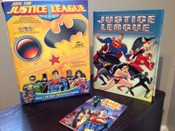 Justice League Personalized Children's Book