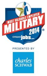 Most Valuable Employers (MVE) for Military