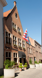 Hotel Prinsenhof in Bruges is proudly awarded the Tripadvisor...