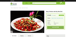 View and Order Food from GrubMarket.com