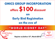 OMICS Group International is Celebrating the World Kidney Day With the...