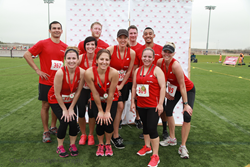 Noble Energy completes the Fit Company Challenge