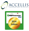 Accellis Technology Group Recognized as Top Managed Services Provider