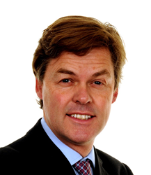 Brian Summerhayes, Managing Director, Barnes International