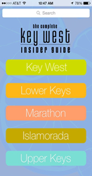 Key West Insider App, a Complete Travel Guide to the Florida Keys...