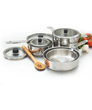 Giveaway: Toxin-Free Stainless Steel Cookware Set Valued at Over $200