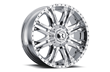 Raceline Octane Chrome Wheel