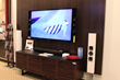 Totem Tribe III with Sony TV