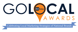 BIA/Kelsey GOLOCAL Awards logo