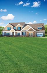 Winchester Craftsman by Ohio custom home builder Wayne Homes