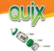 The Quick Mix Baby Formula Bottle
