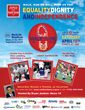 2014 Walk With Me & 5k Run Event Flyer