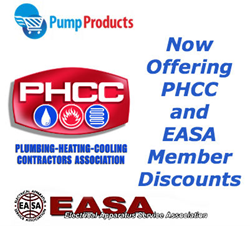 Exclusive PHCC and EASA Member Discounts