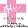 Fashion First Aid Tackles Taboo Topics in Fashion & Beauty Via...
