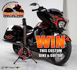 Sturgis Rider Sweepstakes 2014