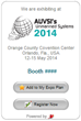 AUVSI Exhibitors Man Their Websites with a2z-powered ChirpE Attendee Acquisition Widget