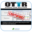 OTTR™ Chronic Care Solutions Achieves CIBMTR Certification