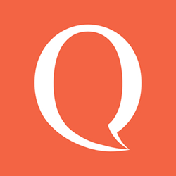 Quotery.com logo mark.