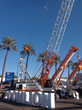 Global Cranes Launch New Crawler Crane Line at CONEXPO